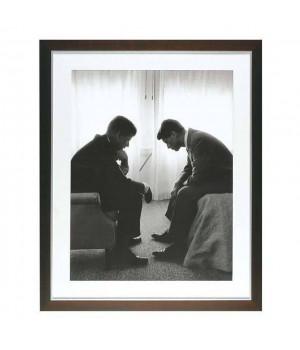 Постер John & Robert Kennedy Eichholtz 101589