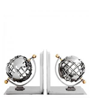 Держатель для книг Globe Набор из 2 Eichholtz 105302