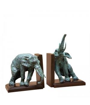 Держатель для книг Lazy Elephant Набор из 2 Eichholtz 107369