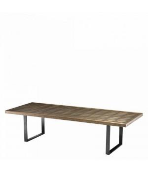 Обеденный стол Gregorio 300 cm Eichholtz 112005