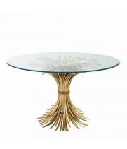 Обеденный стол Bonheur 130 см Eichholtz 112128