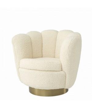 Вращающееся кресло Mirage Eichholtz 113485