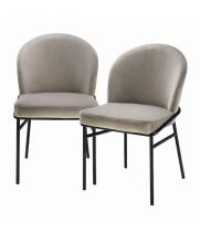 Обеденный стул Willis набор из 2 Eichholtz 113772