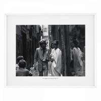Постер The Jaggers in a Venetian Calle Eichholtz 113874