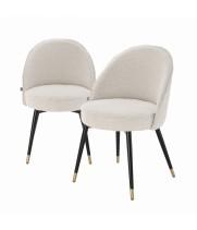 Обеденный стул Cooper набор из 2 Eichholtz 113988